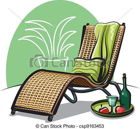 Lounge clipart #15