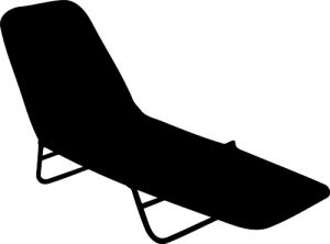 Lounge clipart Silhouette Download 2 Chair Clip