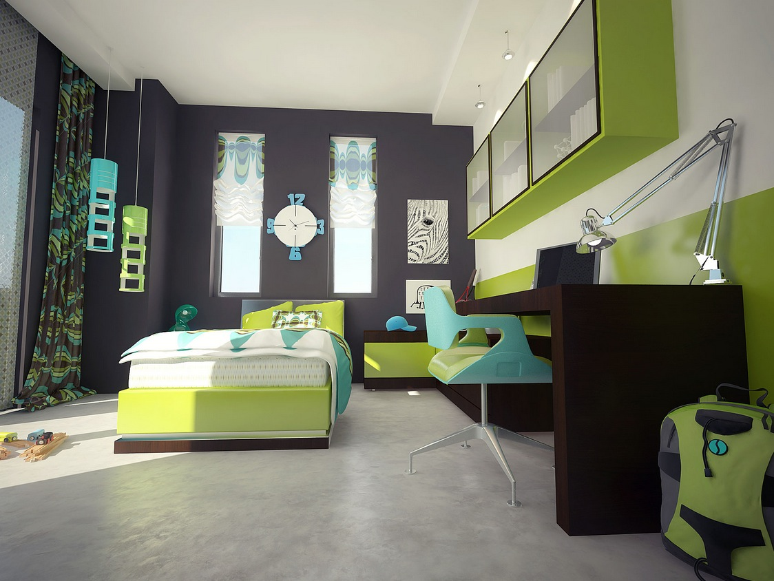 Lounge clipart boy room #8