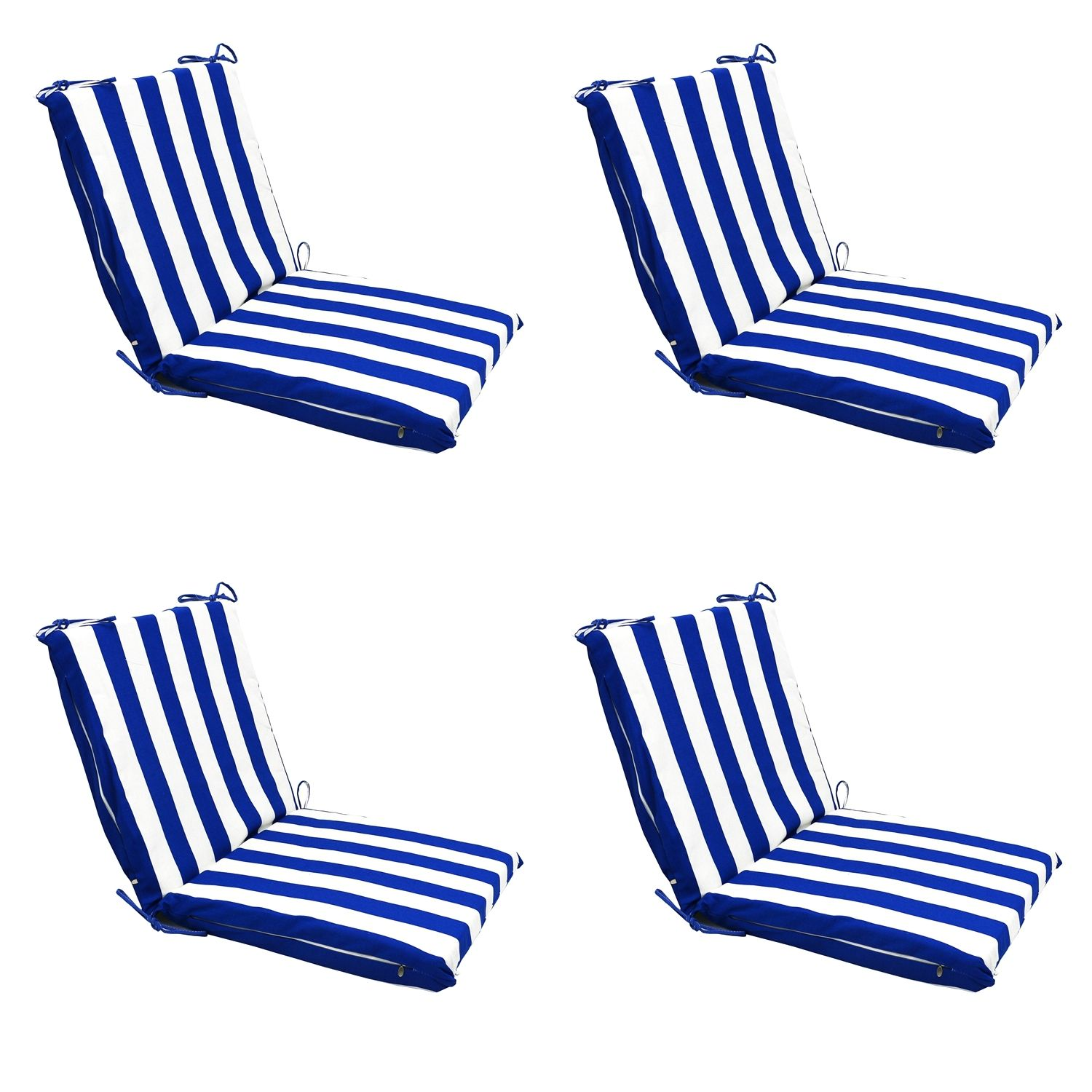 Lounge clipart cushion Cushion Foam Chair Stripes Blue