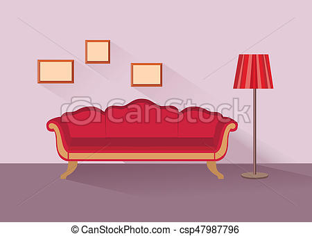 Of Stock lounge furniture interior