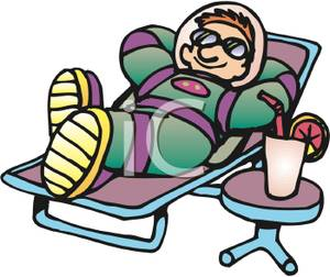 Lounge clipart relaxation Relaxing a a a Lounge