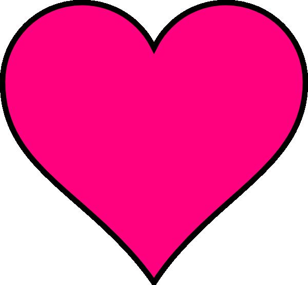 White clipart love heart Heart art clipart clipartoons heart