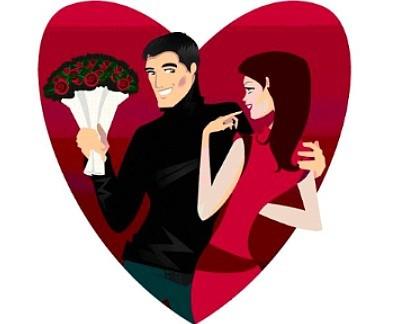 Love clipart flirty #9