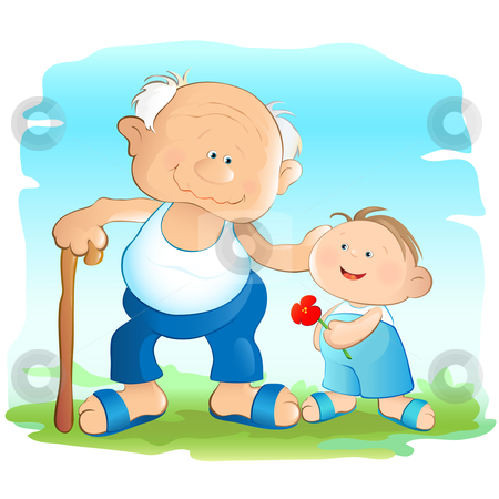 Baby clipart grandpa Clipart Images Free Panda Clipart
