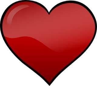 Love clipart loveheart #15
