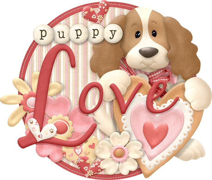 Love clipart puppy love #10