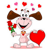 Love clipart puppy love #7