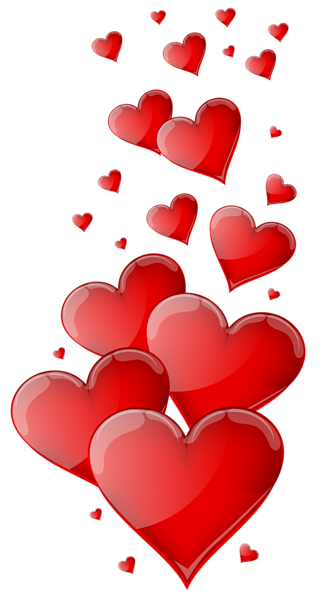 Hearts clipart together 1 Image Hearts Pinterest PNG