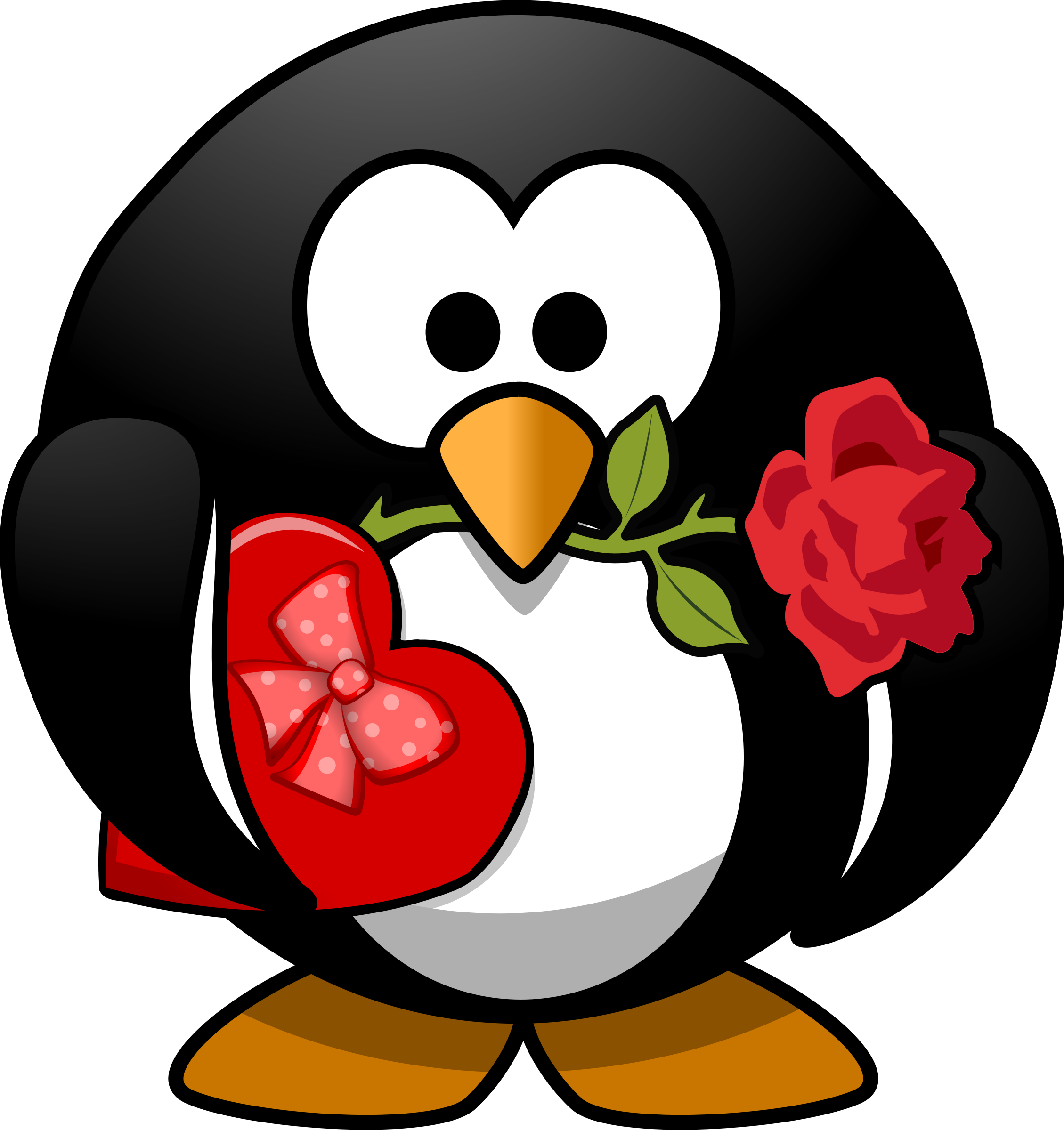 Penguin clipart silly Clipart sharing Animal images day