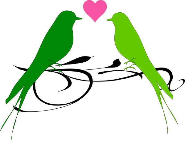 Lovebird clipart Love Bird Cliparts Bird Love