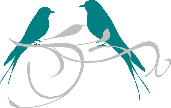 Lovebird clipart Images Birds Clipart Wedding clipart