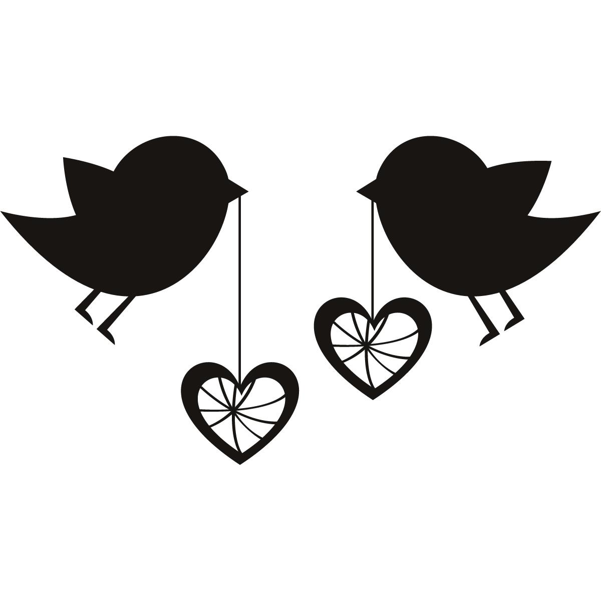Lovebird clipart Art shower art clipart free