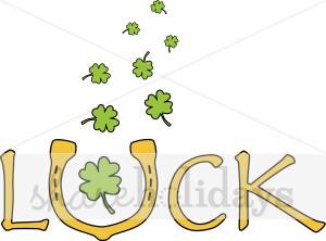Luck clipart chance Day Clipart Luck Clipart Luck