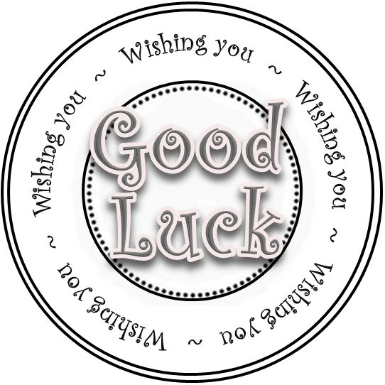 Luck clipart black and white At Easy embellishments theme (3