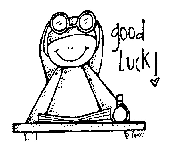 Luck clipart black and white Clipart and 2 white clipartfest
