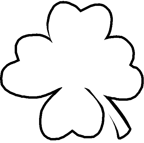 Luck clipart black and white Luck Clipart art Pictures clip