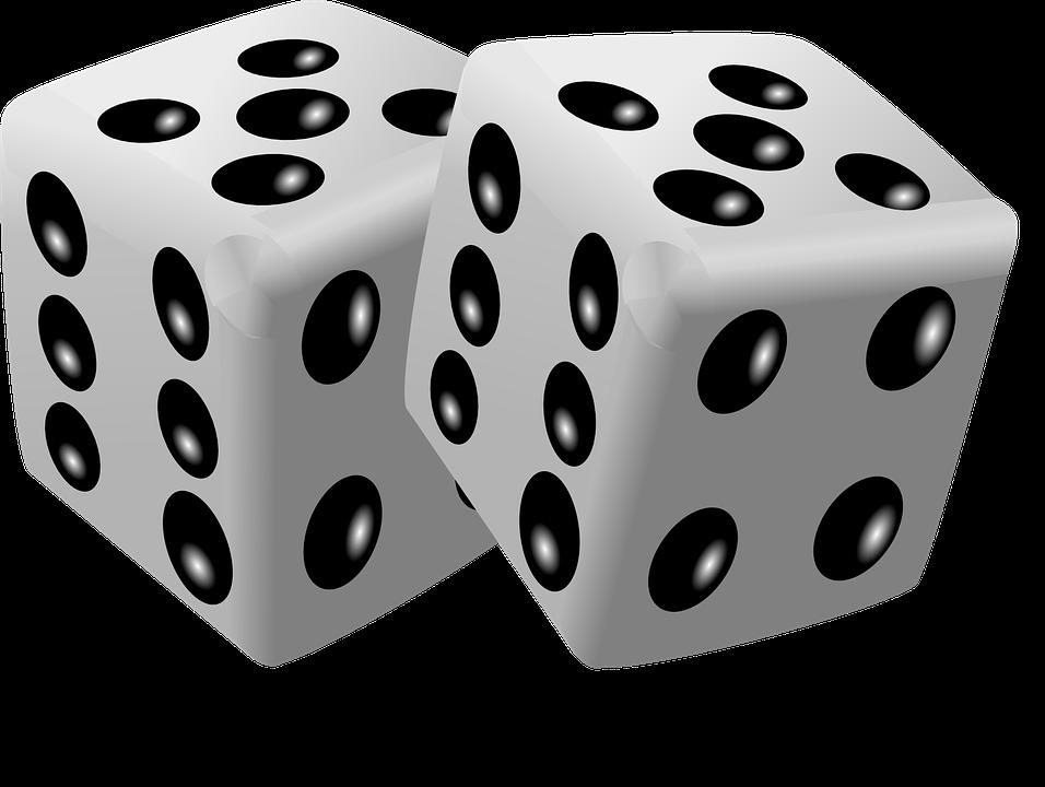 Luck clipart chance Chance Rolling Random Cubes Gambling