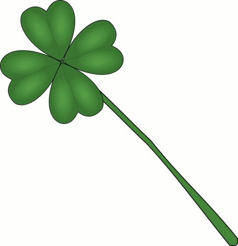 Clover clipart good luck Clipart Good Clipart Holiday/StPatrick Luck