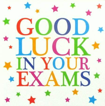 Motivational clipart possibility Good luck #LeavingCert luck exams