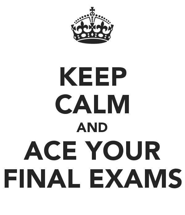 Luck clipart final exam Are  Keep It's Blog