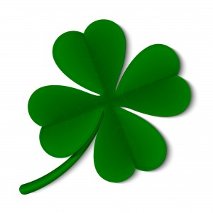 Luck clipart four leaf clover Clover of The Leaf a