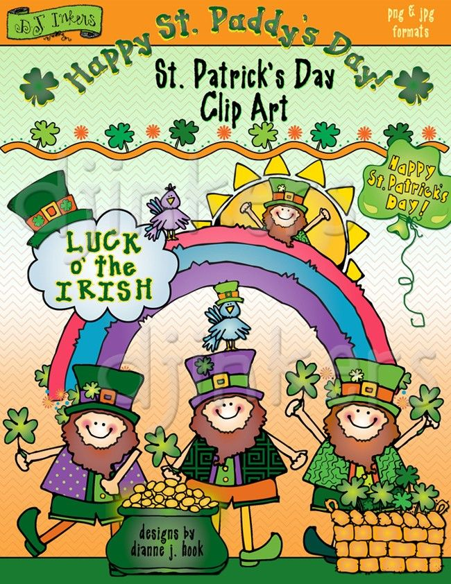 Luck clipart fun Patrick's 'St 106 on about