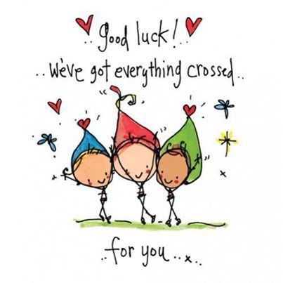 Luck clipart fun My all taking day luck