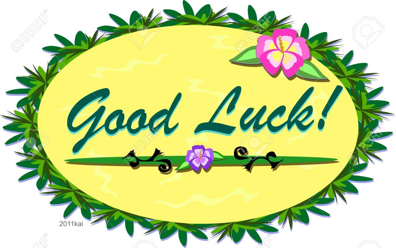 Smiley clipart good luck 2 luck clipart Clipart Luck