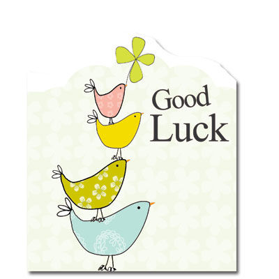 Luck clipart goog Buy online card Good Paperie