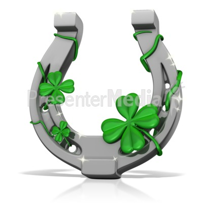 Horseshoe clipart lucky Clipart Holiday Events Holiday Great