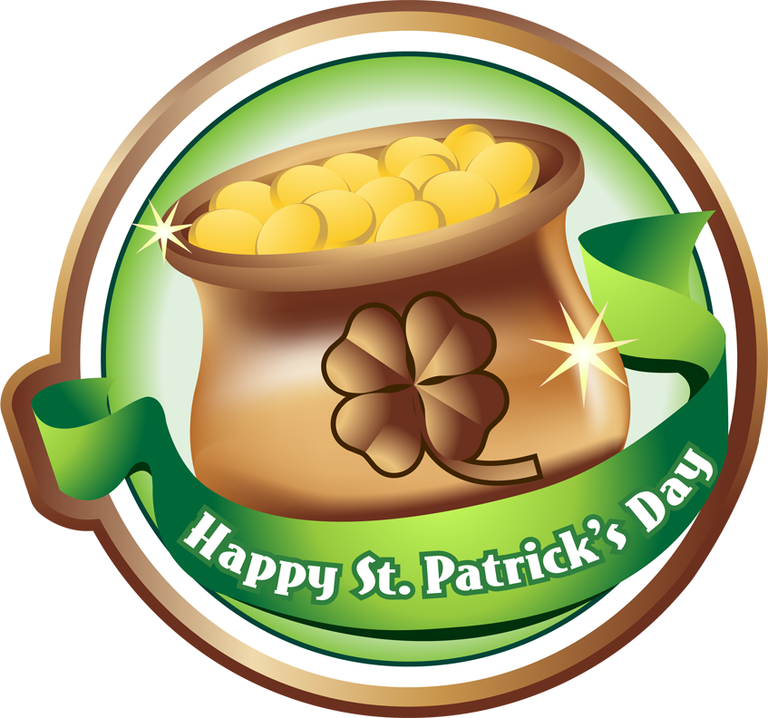 Luck clipart st patricks day St St Patrick\'s Day Day