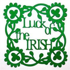 Celt clipart luck #8