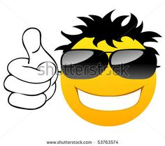 Luck clipart thumbs up smiley Smileys Shushing Smiley Positivity Thumbs