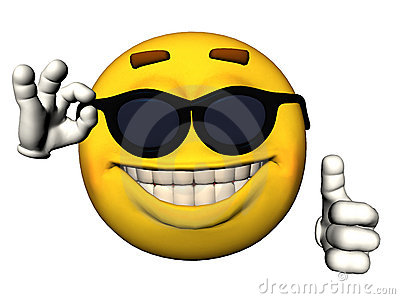 Luck clipart thumbs up smiley Up Photography Stock Face Face