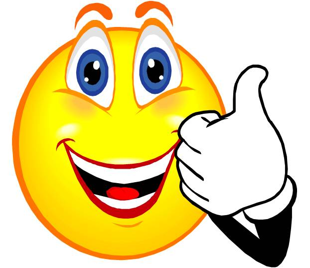 Luck clipart thumbs up smiley Direct Smiley  on products