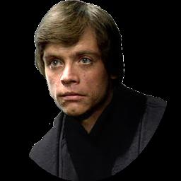 Luke Skywalker clipart IconBug com Luke Skywalker PNG