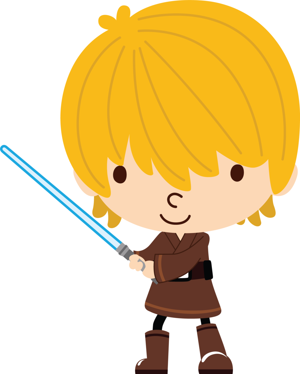 Luke Skywalker clipart tatooine By by Chrispix326 Art Luke