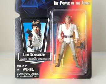 Luke Skywalker clipart episode iv Kenner Wars Episode Toy Vintage