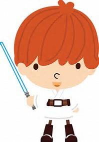Luke Skywalker clipart i love Art Clip Star Art Wars