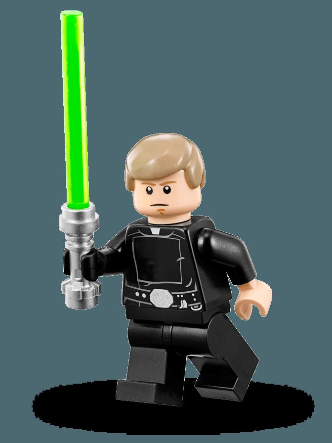 Luke Skywalker clipart lego LEGO Star Star Solo™ Characters