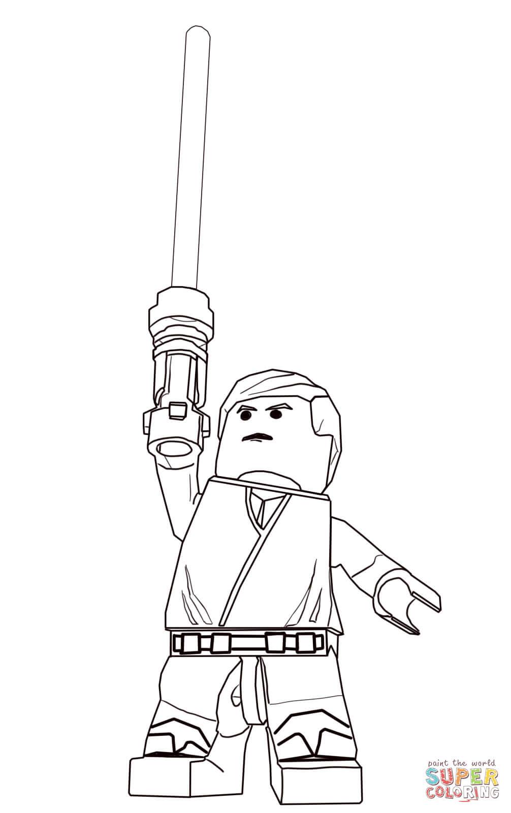 Luke Skywalker clipart lego Luke Luke Star Star Lego
