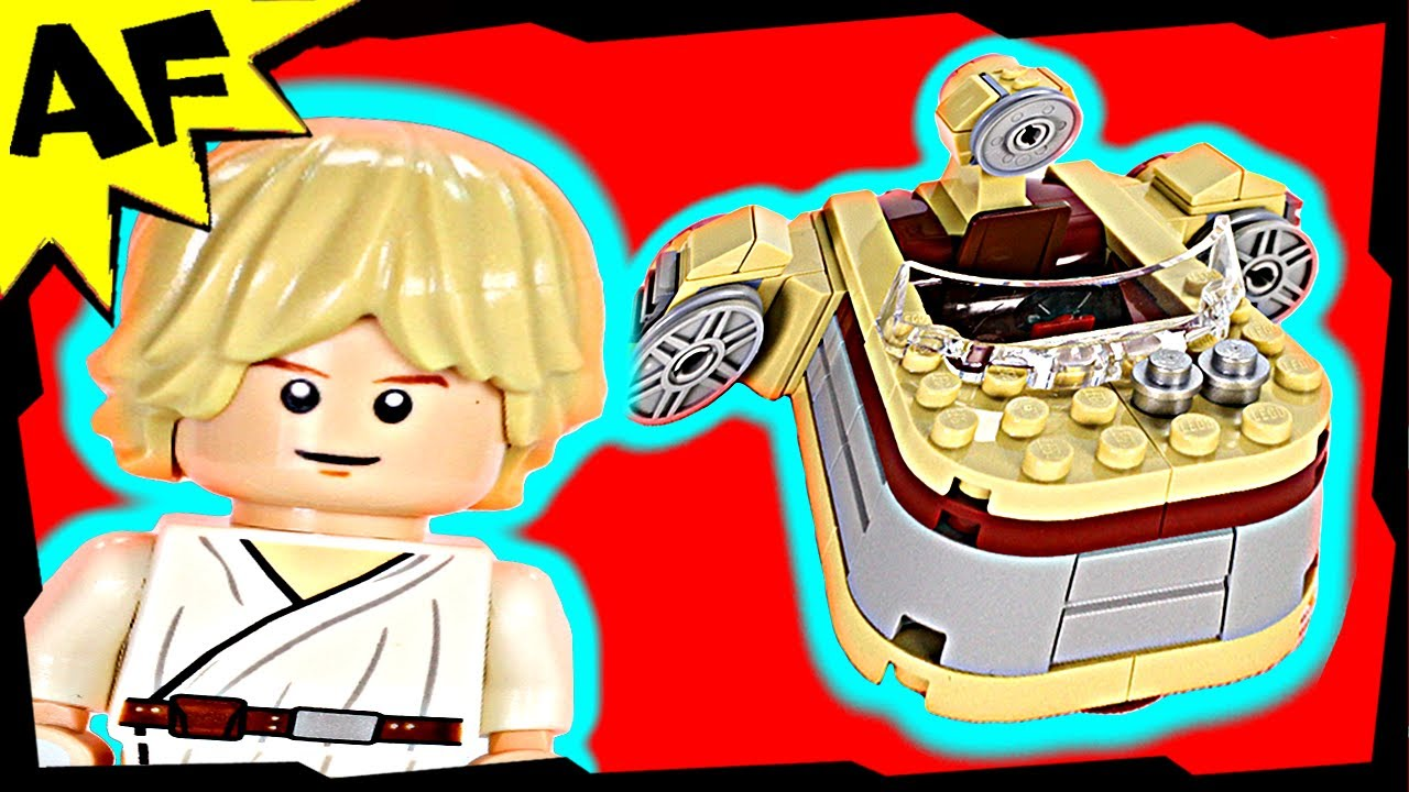 Luke Skywalker clipart lego Tin Star Exclusive CHIBI 2012