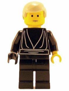 Luke Skywalker clipart lego By LEGO Star A Minifigure
