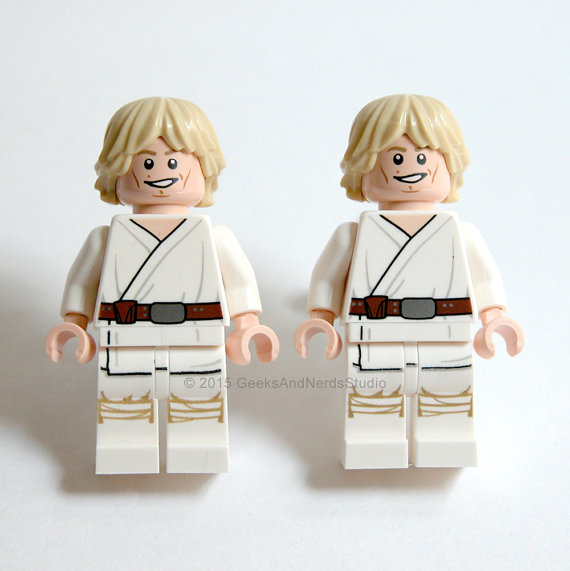 Luke Skywalker clipart lego Man Tatooine Tatooine Gift Luke