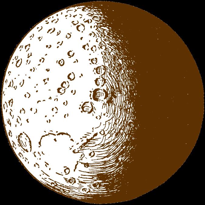 Lunar clipart Clip com Freeimageshub Moon Art