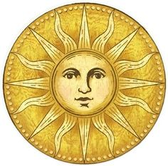 Triipy clipart vintage sun Com/sun Vintage Sun wall with