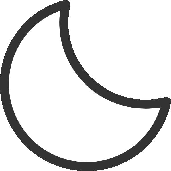 Lunar clipart black n white Stars Gclipart art Clipart com