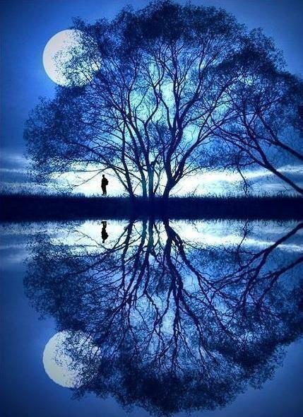 Lunar clipart blue moon Best Blue Not That on