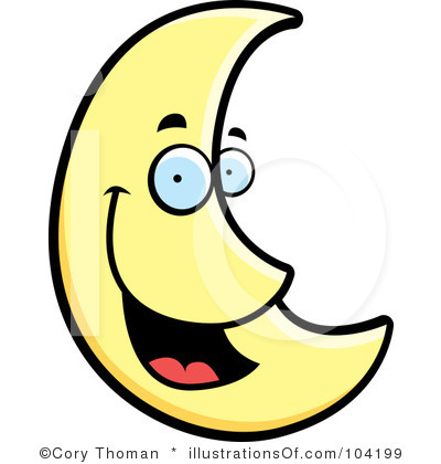Art Images Moon Clipart Clip